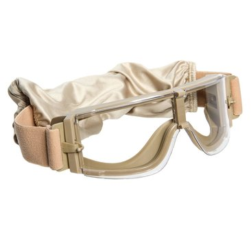 Classic Army Classic Army Type 5 combat Goggles Tan