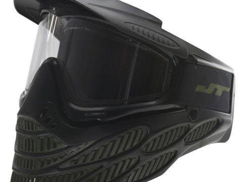 JT Paintball JT Flex 8 Full Face Mask Black