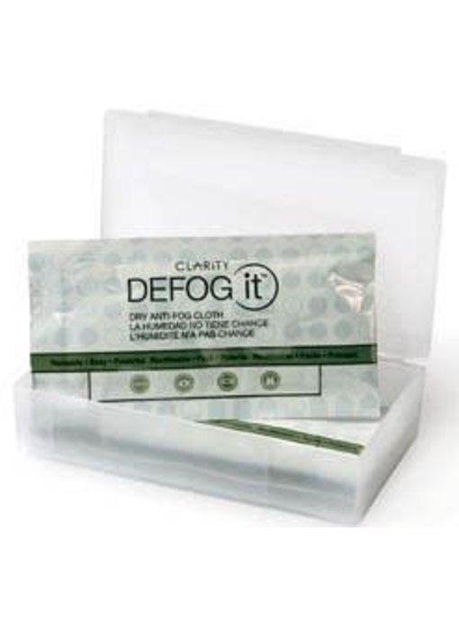 DeFog It Anti Fog Cloth