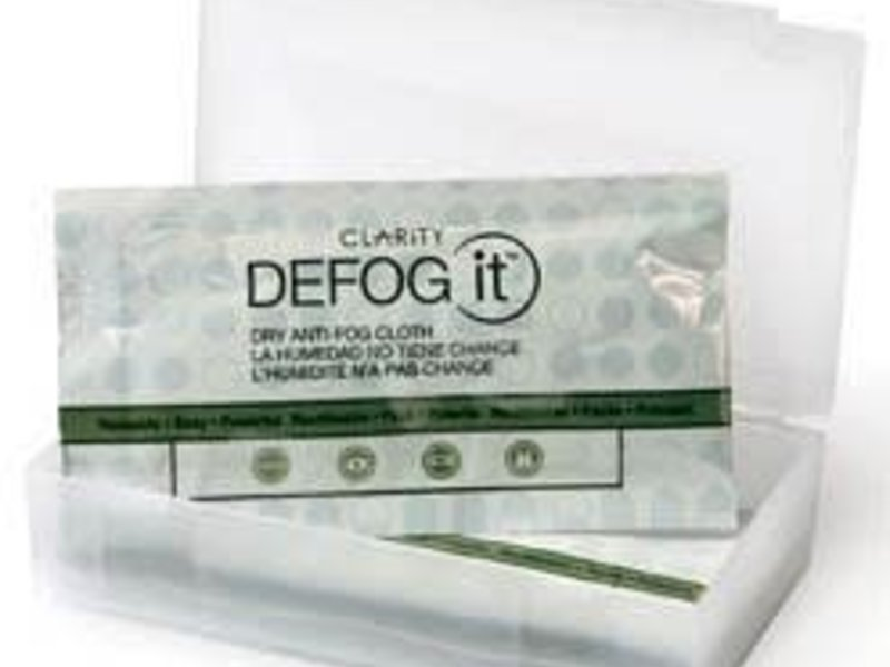 DeFog It DeFog It Anti Fog Cloth