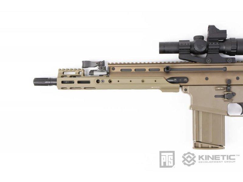 """PTS PTS Kinetic SCAR MREX M-LOK 4.9"""""""