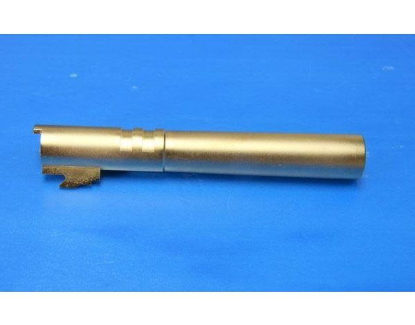 Airsoft Masterpiece Airsoft Masterpiece Steel Outer Barrel .45 ACP for TM Hi Capa