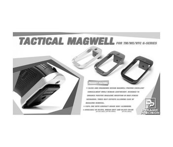 Dynamic Precision TM/WE/VFC G Series Tac Magwell