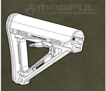 Magpul MOE Carbine Stock