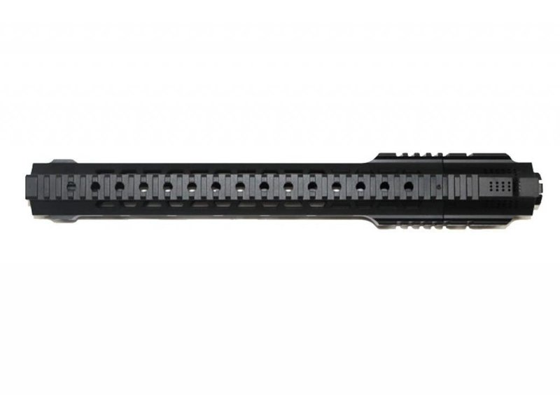 Castellan Jailhouse Handguard 14.5'' Black