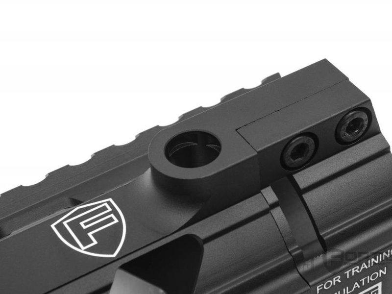 PTS PTS Fortis REV II Free Float Rail Black