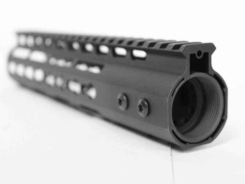 Castellan NSR 9'' Keymod Handguard Black
