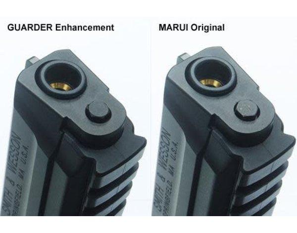 Guarder Guarder TM M&P9 Steel Spring Guide, Black