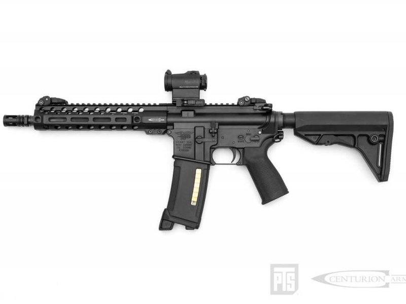 "PTS PTS Centurion Arms CMR 9.5"" MLOK G2 Handrail Black"