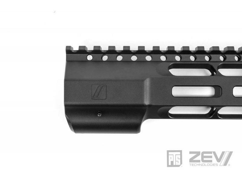 PTS PTS ZEV Wedge Lock 9.5'' Rail Black