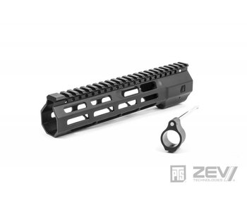"PTS ZEV Wedge Lock 9.5"" Rail Blk"
