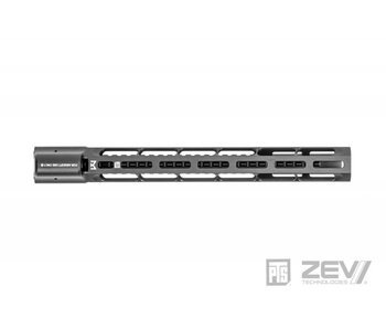 PTS ZEV Wedge Lock 12'' Rail Black