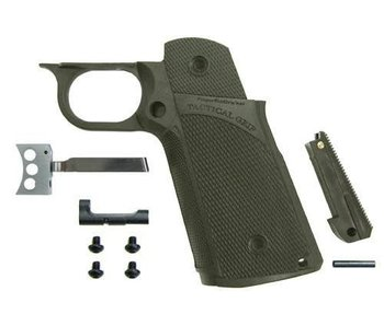 Tanio Koba P14 Tac Grip - Olive Drab