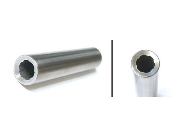 Guarder Guarder Stainless Steel Outer Barrel for WA .45 Series, Infinity SV 5''