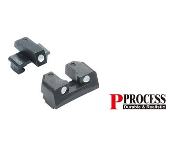 Guarder TM/KJW P226/226E2 Steel Sight Set