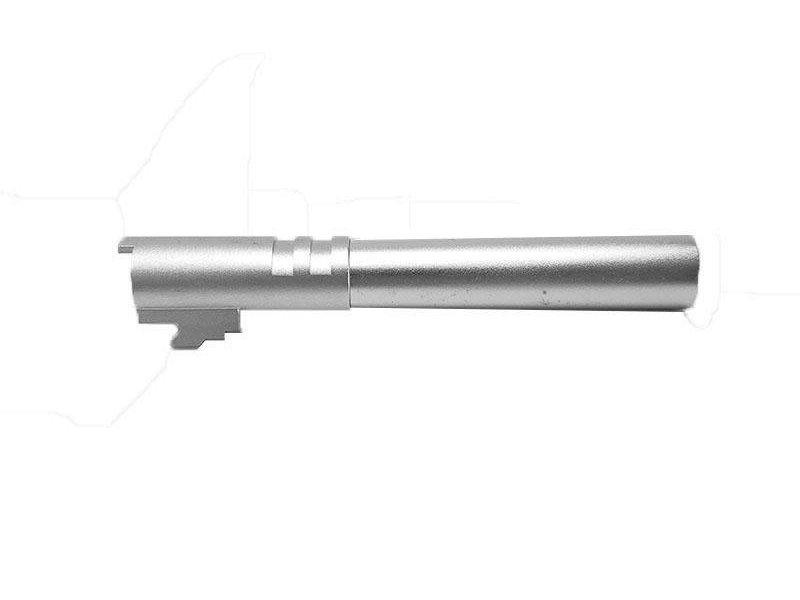 ZCI ZCI TM Hi Capa 5.1 Aluminum CNC Threaded Outer Barrel