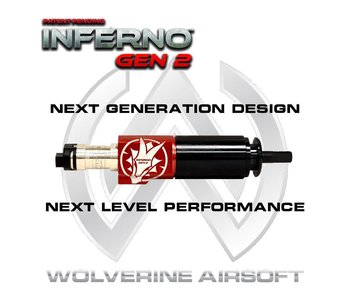 GEN 2 INFERNO V2 (M4) Cylinder with Premium Edition Electronics.