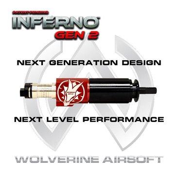 Wolverine Wolverine INFERNO GEN2 V2 Premium Edition for M4