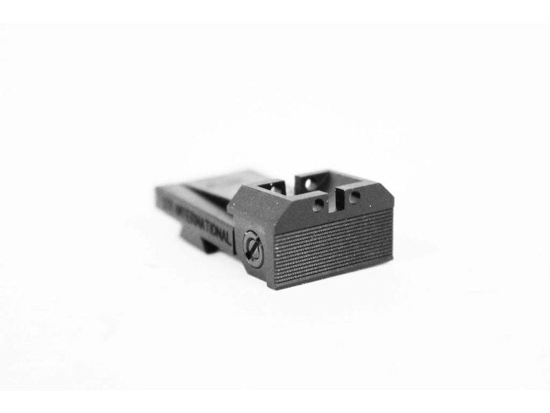 Airsoft Masterpiece Airsoft Masterpiece Aluminum HI CAPA Rear Sight Fiber SVI