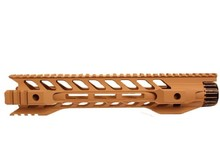 Castellan Night 12'' M-LOK Handguard Flat Dark Earth