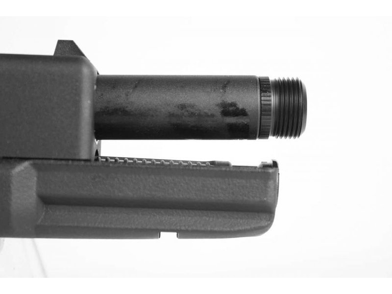 Pro-Arms Pro-Arms Elite Force G17 threaded Barrel Black