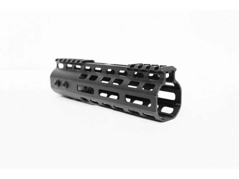 Castellan 7'' Lightweight M-LOK AEG Handguard Black