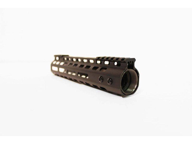 Castellan Lightweight 11'' M-LOK Handguard Black