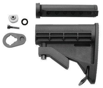 Classic Army M4 Short Tactical Retractable Stock