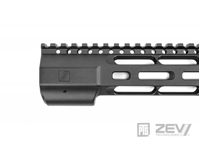 PTS PTS ZEV Wedge Lock 12'' Rail Black