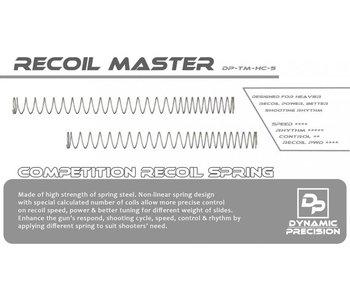 Dynamic Precision Recoil Master Spring, TM HI CAPA
