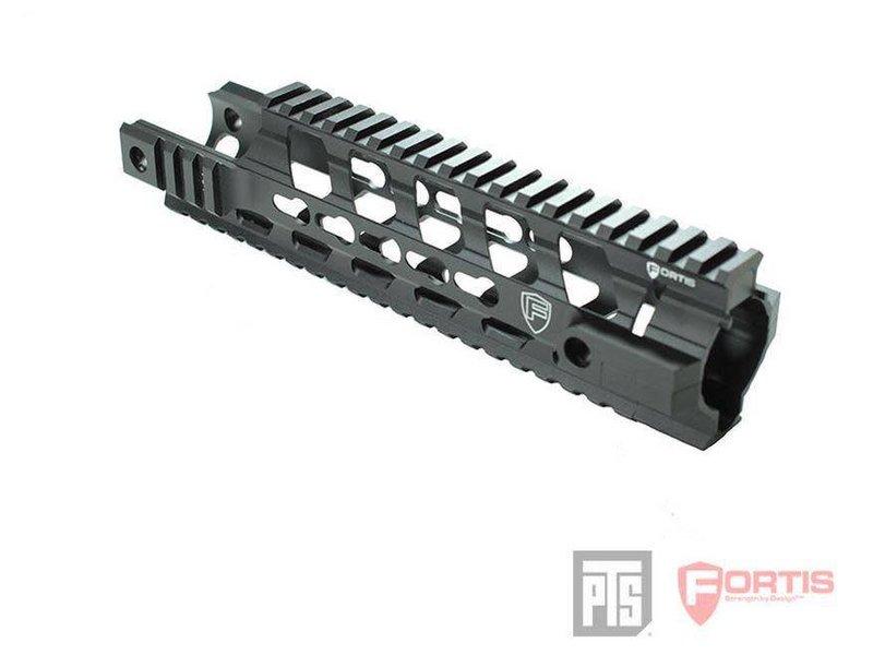 PTS PTS Fortis REV Free Float Carbine Cut Black