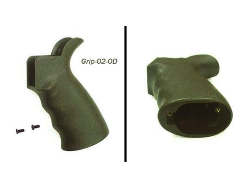 Star Airsoft Star G27 M16 Grip Olive Drab
