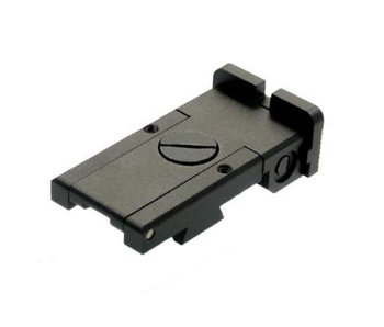 UAC HI CAPA 5.1 UltraLight Rear Sight
