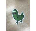 Patch Startup Rickbutt Sticker