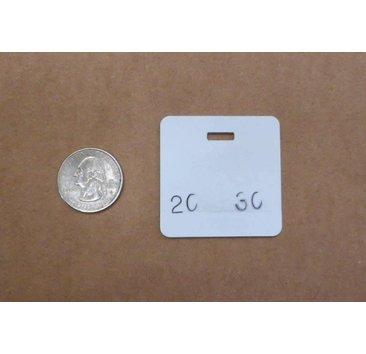 TacTrainer TacTrainer 3Gun Sq Plate 2030