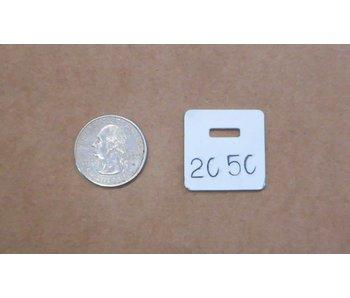 TacTrainer 3Gun Sq Plate 2050