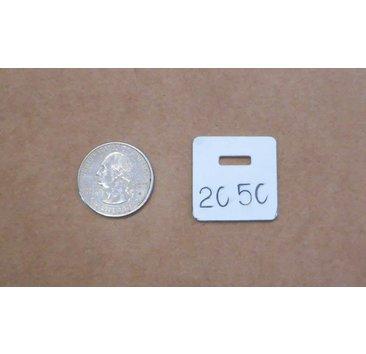 TacTrainer TacTrainer 3Gun Sq Plate 2050