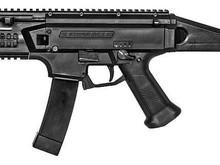 ASG ASG CZ Scorpion EVO3 A1 Black