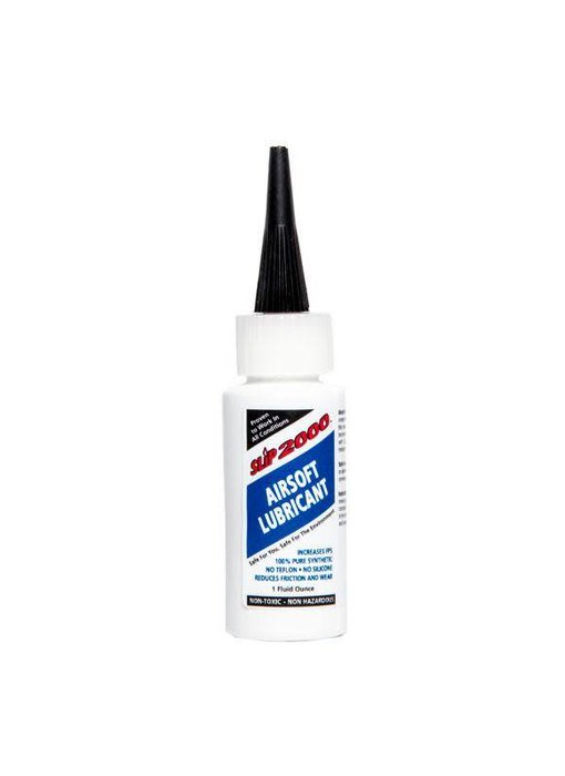 Slip 2000 Synthetic Airsoft Lube 1oz