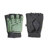 UK Arms UKARMS Half Finger Armor Gloves