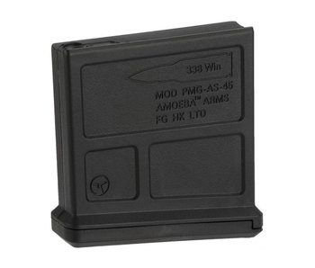 Ares Amoeba Striker MAGs, 60rds, BLK GEN2
