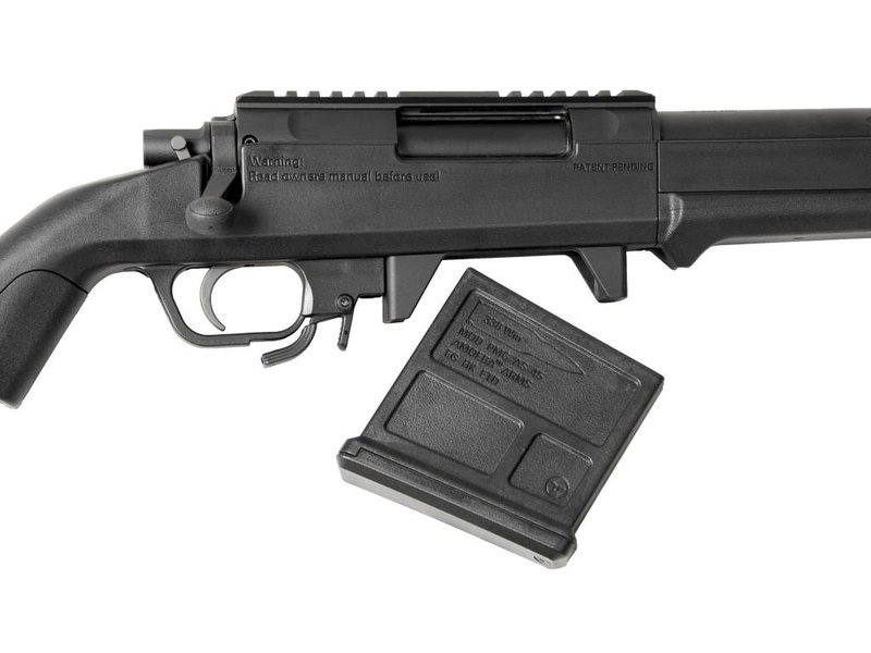 Ares Ares Amoeba Striker MAGs, 60rds, BLK GEN2