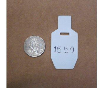 TacTrainer 3Gun C Plate 1550