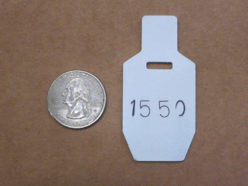 TacTrainer TacTrainer 3Gun C Plate 1550