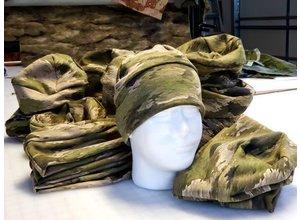 0241Tactical 0241Tactical Cold Cap Cotton A-TACS AU Medium