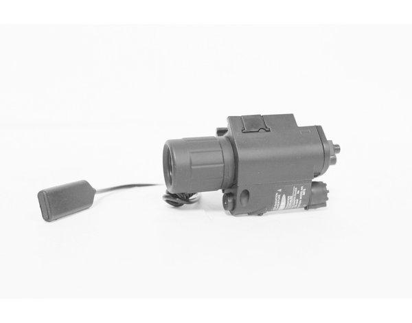 Castellan 300 Lumen LED Weaponlight with Green Laser