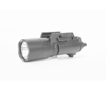 X300 500 lumen weaponlight (no batt)