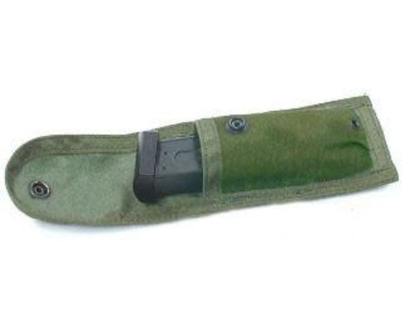 Guarder Guarder MOD 9mm pistol mag pouch OD