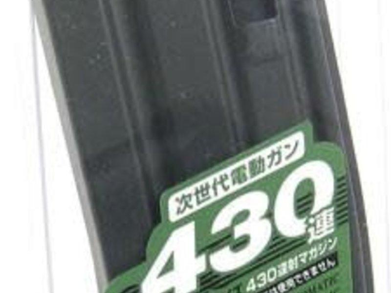 Tokyo Marui Tokyo Marui M4 SOPMOD 430 rd High Capacity Magazine Black
