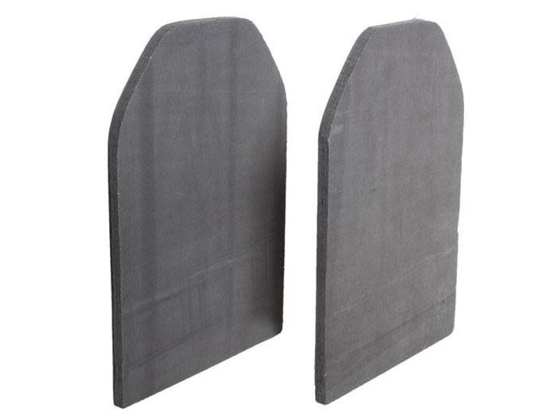 UK Arms UKARMS Dummy Plates, 9 x 13, Set of 2